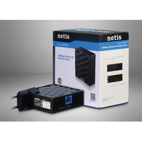 ROUTER NETIS WF2416 150 MBPS