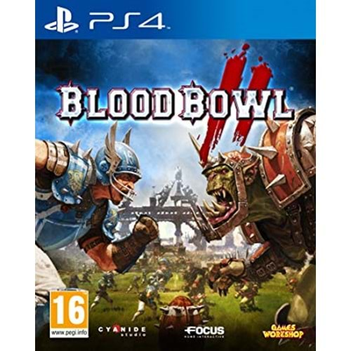 PS4 BLOOD BOWL