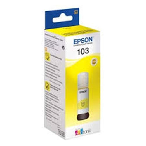KARTUŞ EPSON C13T00S44A 103 YELLOW