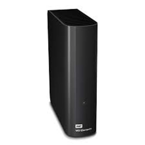 EXTERNAL HDD WD 3.5 6TB ELEMENTS WDBWLG0060HBK SIYAH